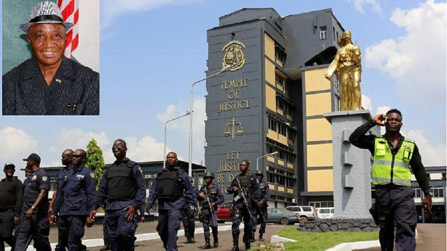 Liberia Army