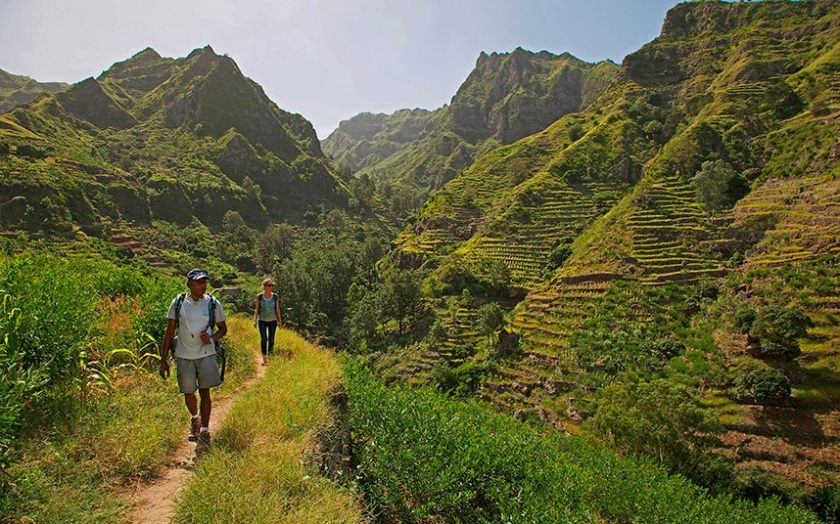 Cape Verde Mountain