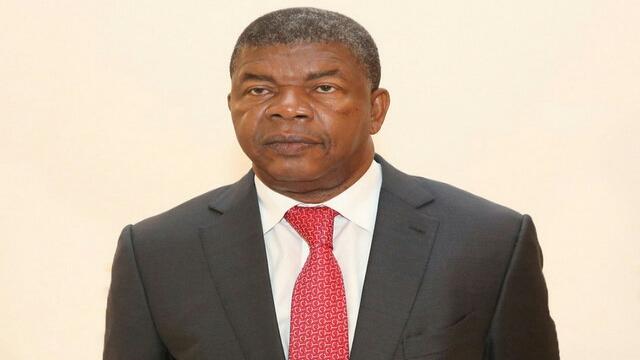 President, João Lourenço Angola