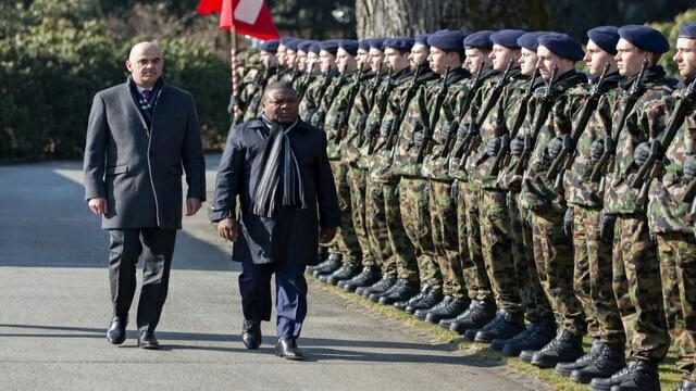 Mozambique President Nyusi