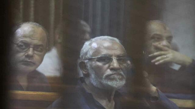 Egyptian Muslim Brotherhood Mohammed Badie