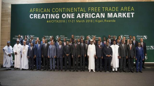 Africa Leader
