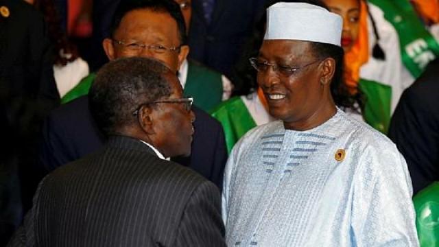 Chad_s president Idriss