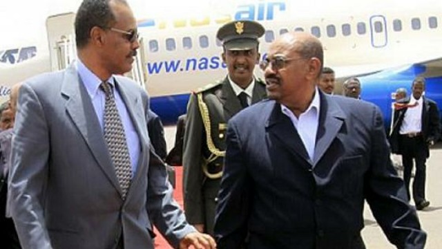Sudan says its not supporting an Eritrean opposition group