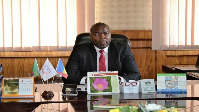 Zambia Minister Bowman Lusambo
