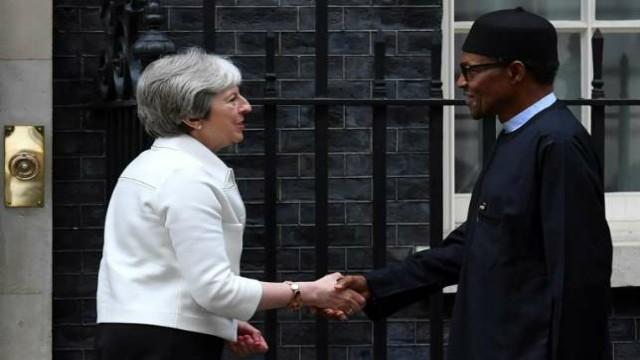 Buhari and Theresa May
