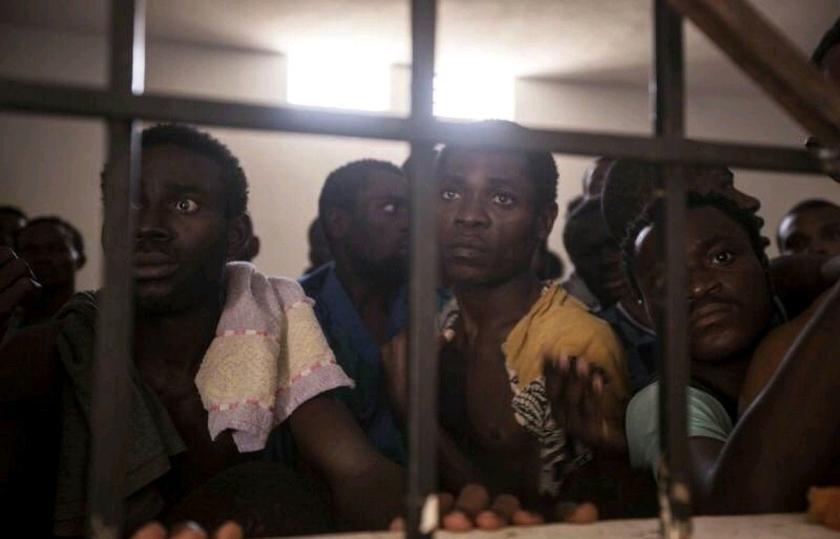 migrants Prison