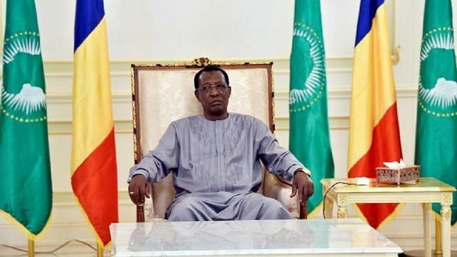 Chad PresidentIdriss Deby_s