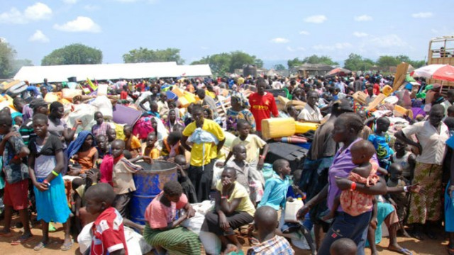 Democratic Republic of Congo refugees