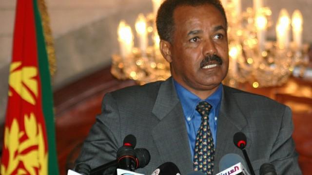 Eritrean President Isaias Afwerki