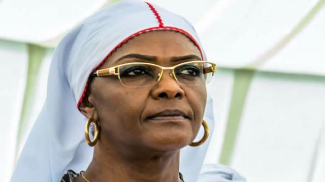 Grace Mugabe,