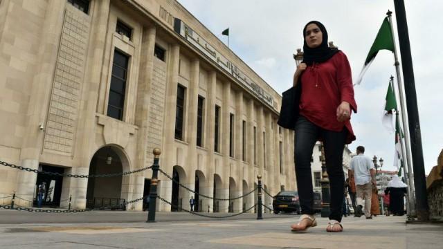 Algerian women