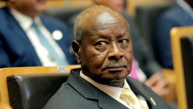 Yoweri Musevenii