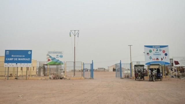 Markazi Refugee Camp, Djibouti