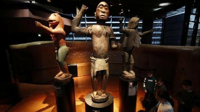Benin_royal_statues