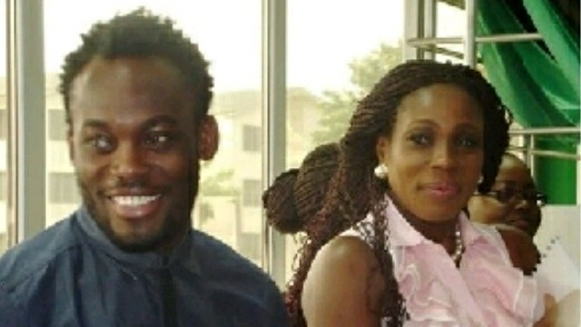 Micheal-Essien_and_Wife