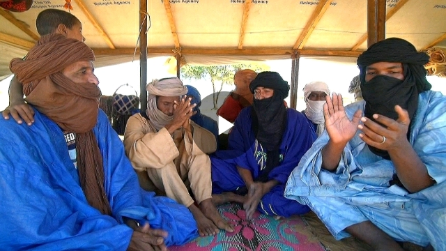 Mbera_refugee_camp_in_Mauritania