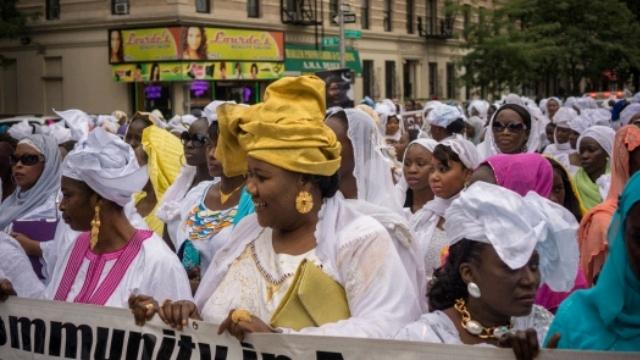 Sengalese_cultural_parade