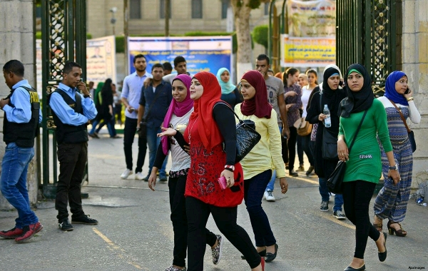 egypt-university-student