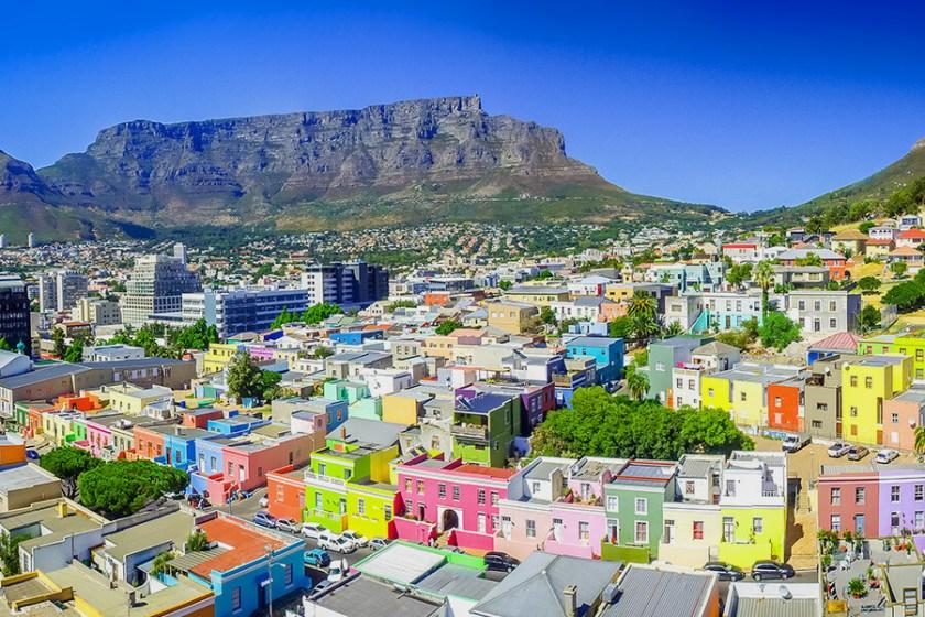 Cape Town's colourful neighbourhood