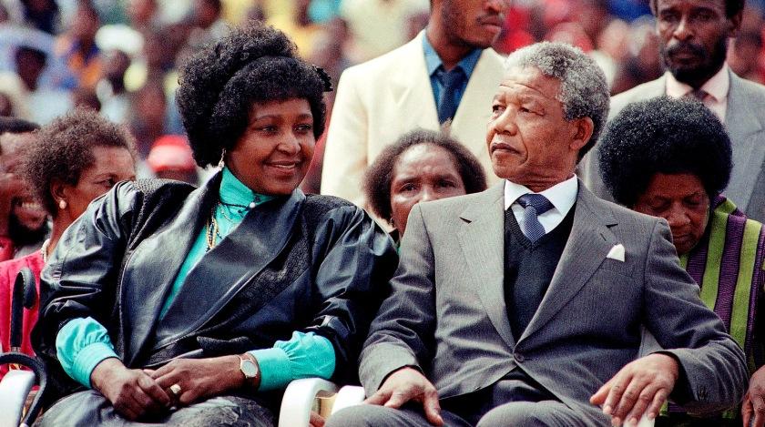 South Africa Madikizela-Mandela Obit