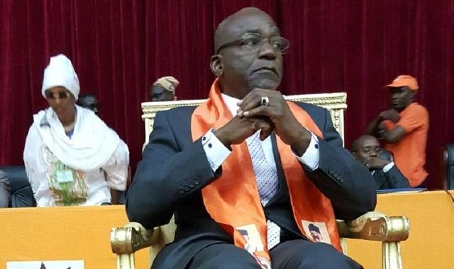 Saleh Kebzabo