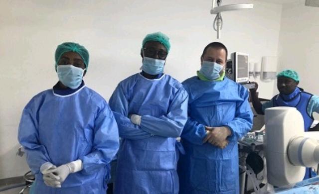 Ghana Doctor's
