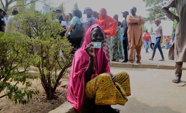 Nigeria Voter Card