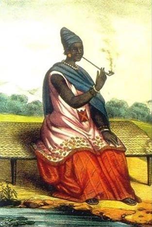 Queen Ndaté Yalla Mbod