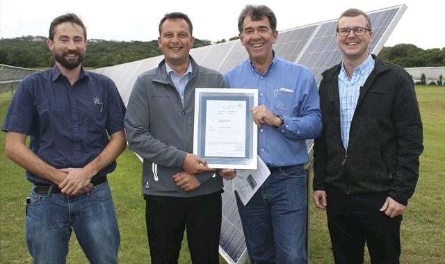 Solar manufacturer