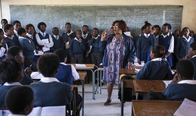 South Africa School