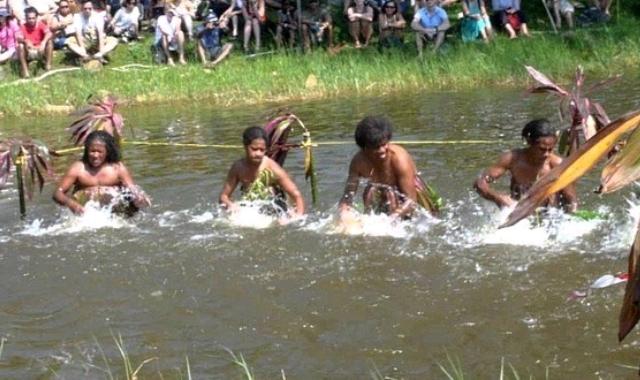 Baka forest people