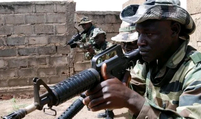African Military