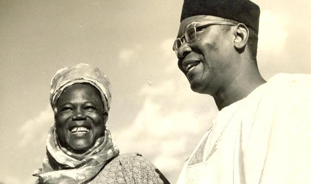 Ahmadu Bello and Nnamdi Azikiwe
