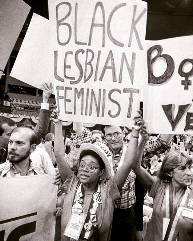 Black Lesbian Feminist