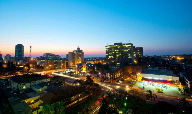 City of Harare Zimbabwe
