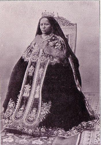 Empress Zawditu of Ethiopia