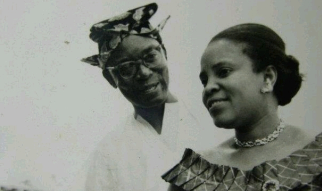 Azikiwe and Flora