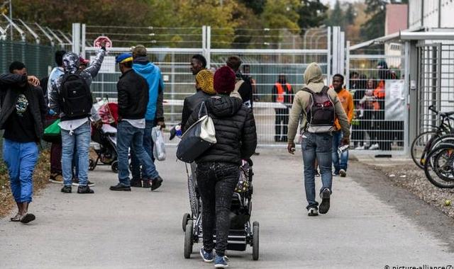 Refugees in Fürstenfeldbruck