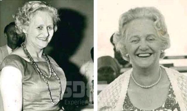 Edna Grace Clarke Kenyatta...Composite