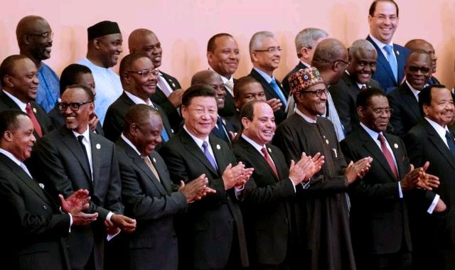 Africa - China
