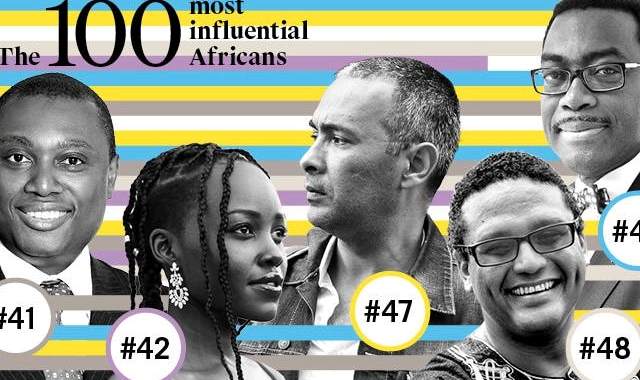 influential Africans