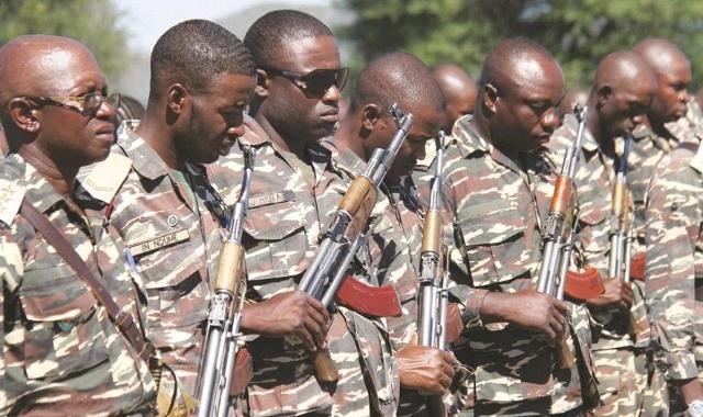 Namibian Army