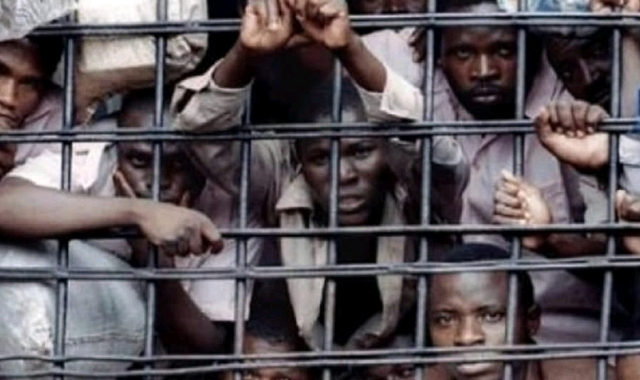Nigerians in Chinese Prisons