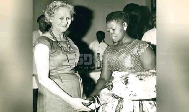 Edna Grace Clarke Kenyatta