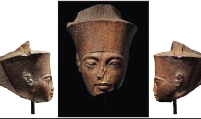 Pharaoh Tutankhamun