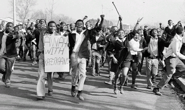 The 1976 Soweto Uprising