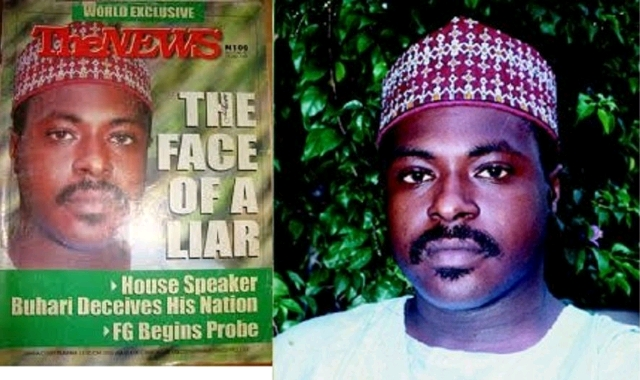 Ibrahim Salisu Buhari