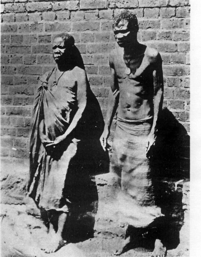 Nehanda and Kaguvi