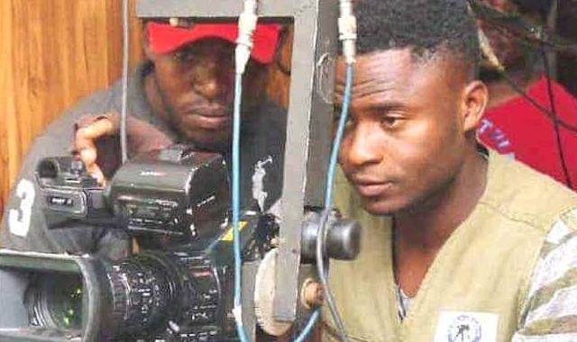African Film maker